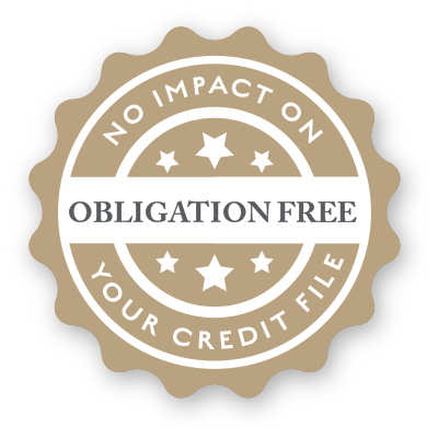 No impact on your credit rating